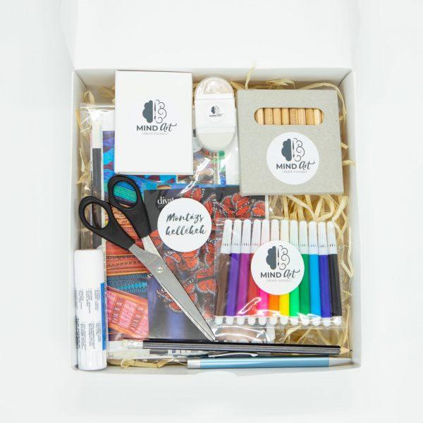 mind art creative box